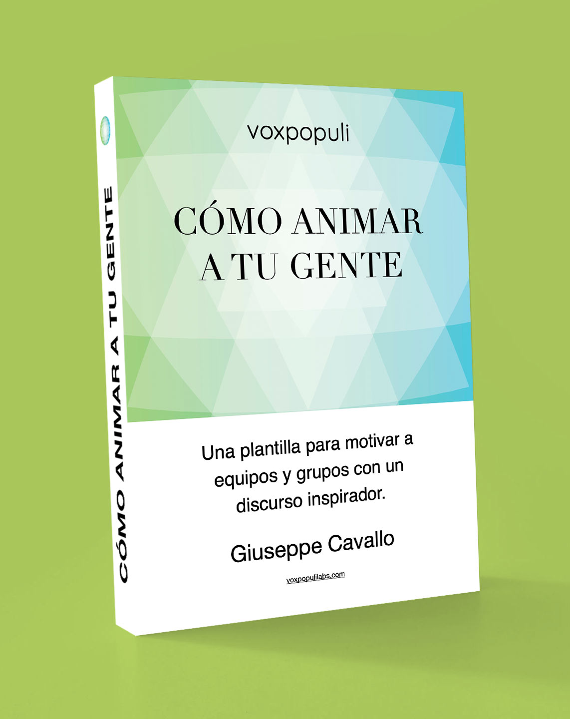 Cover storytelling anima a tu gente